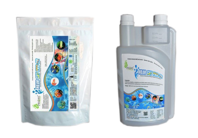 Aqua Gut Pro Pr Formula of Probiotic and Organic Waste Digesting Microbes