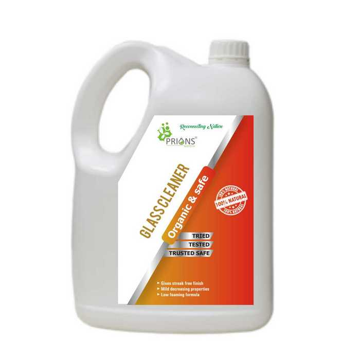 Organic Glass Cleaner