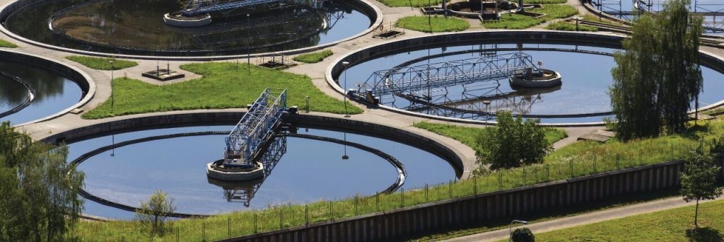 Enzymes for Wastewater Management